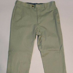 Lauren Ralph Lauren Green Women Pants Size 34x34